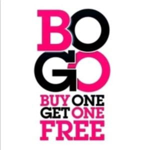 Buy 1 item and get 1 item free that is $15 & under